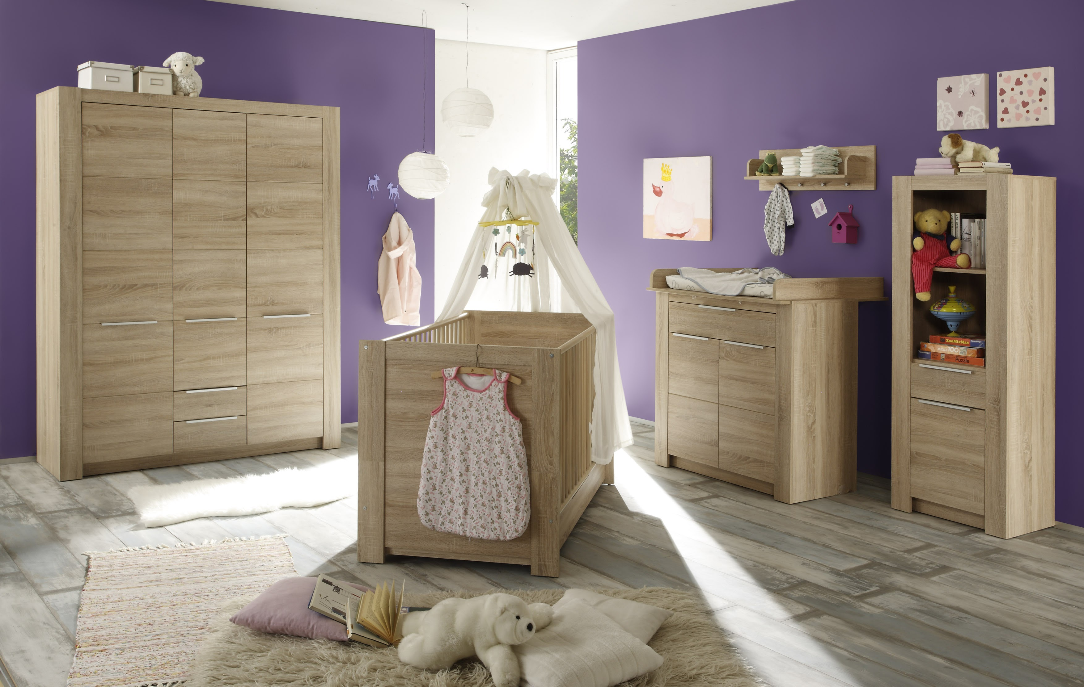 Carlotta Baby Room Furniture Free Delivery Yunax Ie
