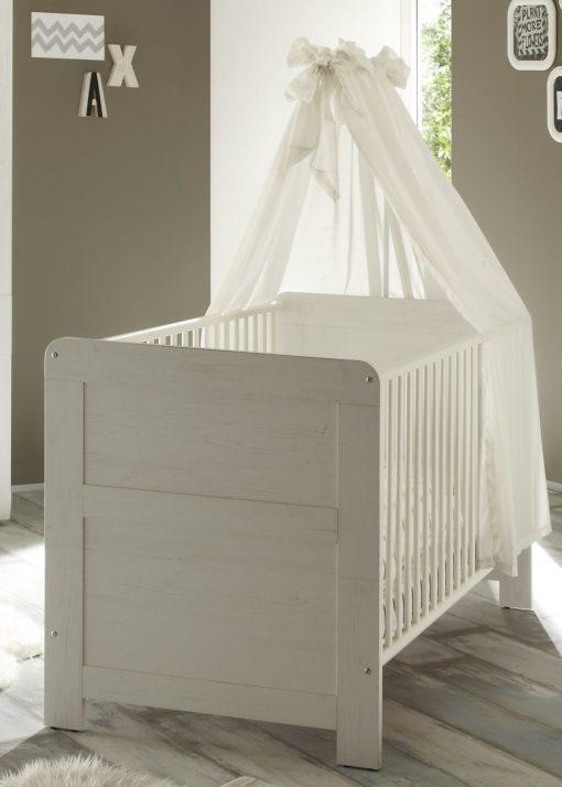 Landi Baby Room Furniture Baby Bed Crib