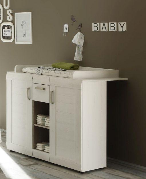 Landi Full Baby Room Furniture Changing Unit