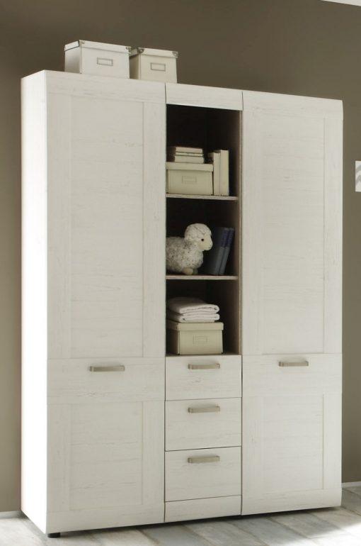 Landi Full Baby Room Furniture Wardrobe