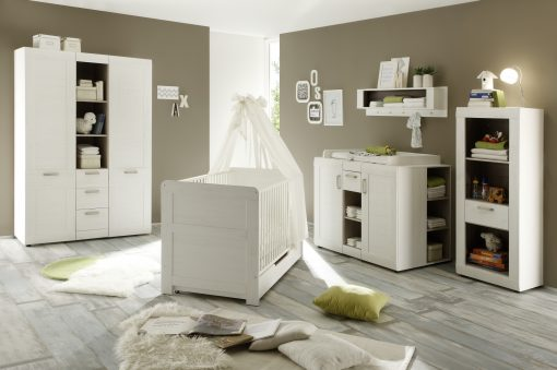 Landi Full Baby Room Furniture Set of Furniture Complete Set