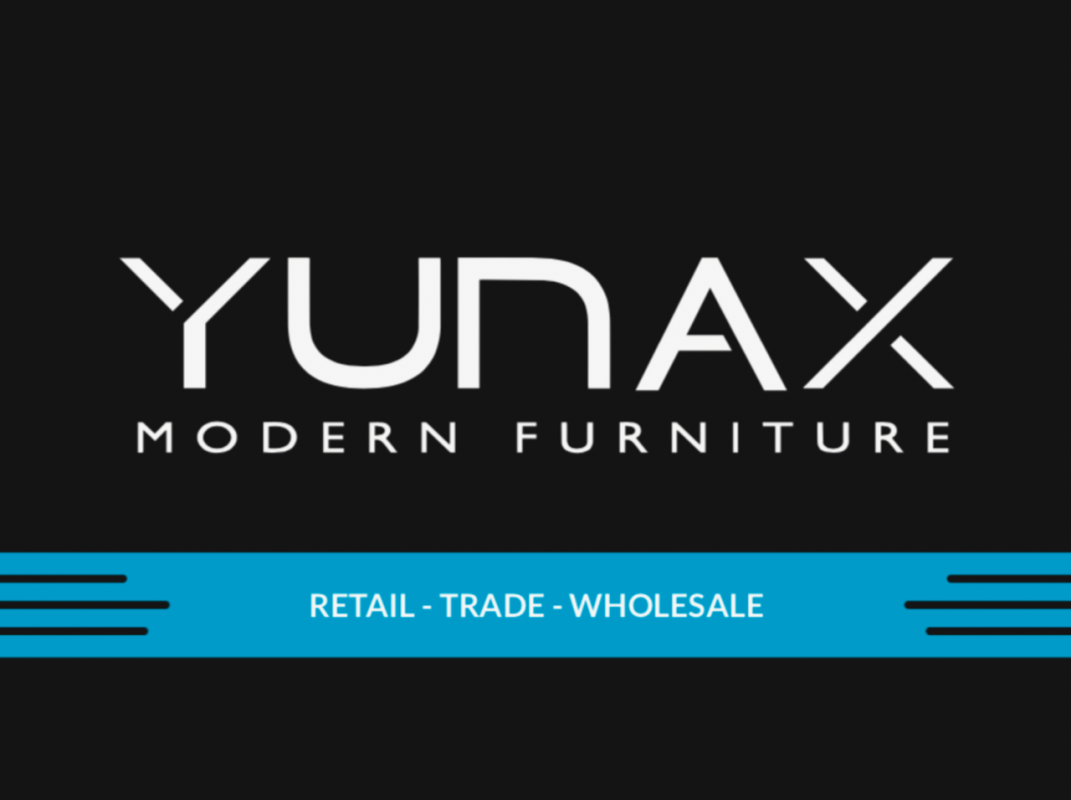 Yunax ie rebrands as yunax modern furniture