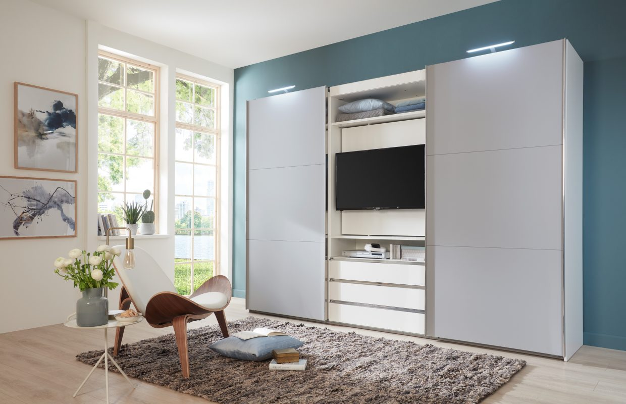 cheaper a2cdc 9f1e9 Modern Sliding Wardrobes that will Transform Your Room ...