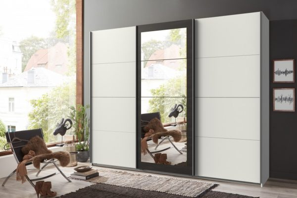 Bern Sliding Wardrobe High Quality Furniture Waterford