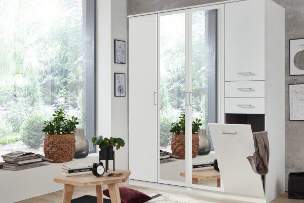 Frankfurt Hinged Wardrobe High Quality Furniture Waterford